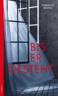 Das Bild zeigt das Cover des Buches Bis er gesteht