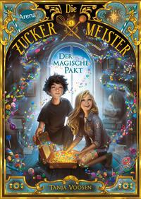 """Das Bild zeigt das Cover des Buchs """"Der magische Pakt"""""""