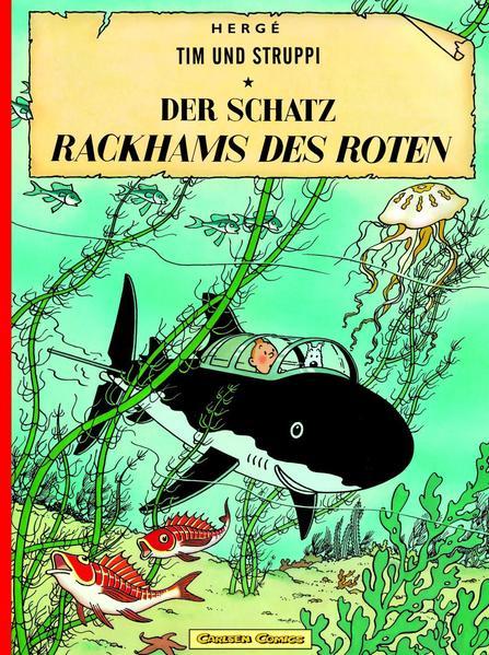 Der Schatz Rackams des Roten / Hergé