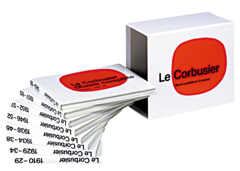 Oeuvre complete : \en 8 volumes! / Le Corbusier. 5: 1946-1952