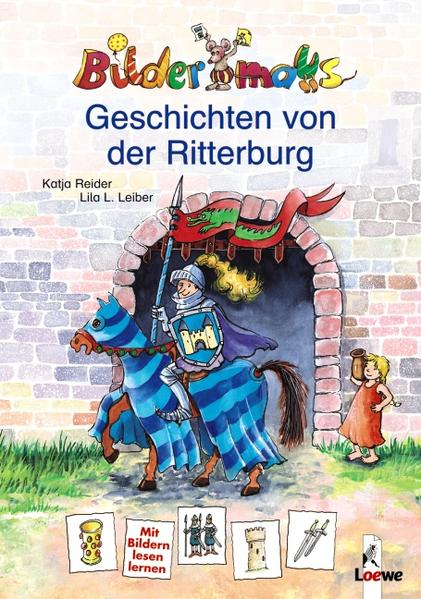 Das kleine Burggespenst beim Ritterfest