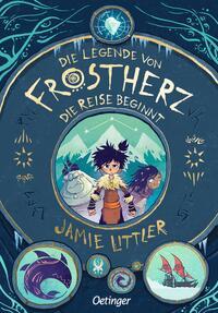 """Das Bild zeigt das Cover des Buchs """"Frostherz"""""""
