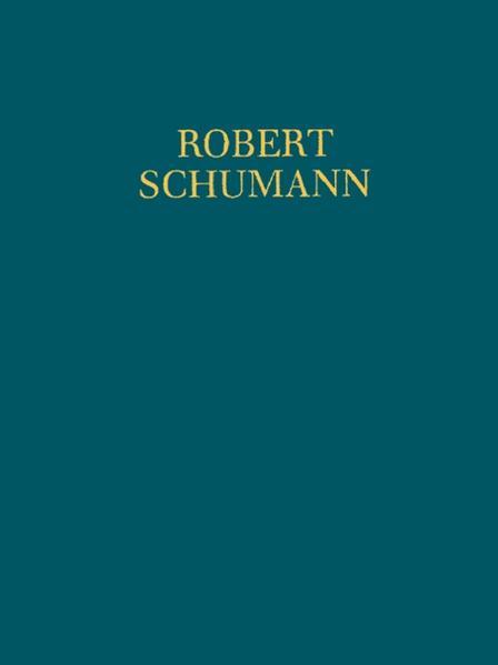 1: Werke für Klavier zu zwei Händen. Band 6, Teil 2: Kritischer Bericht