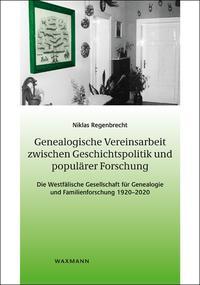 Cover des Buchs von Niklas Regenbrecht