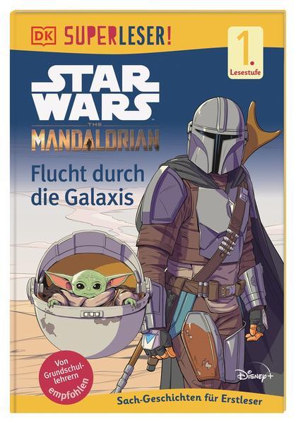 Star Wars - The Mandalorian - Flucht durch die Galaxis