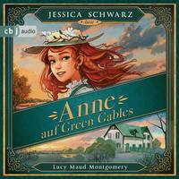 Cover von Anne auf Green Gables