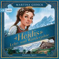 Cover von Heidis Lehr- und Wanderjahre