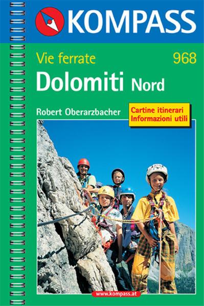 Vie ferrate Dolomiti nord