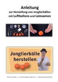Anleitung zum Jonglierbälle selbst bauen